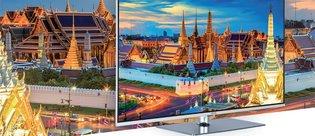 Vestel, Türkiye'nin ilk yerli çerçevesiz ultra ince LED TV'sini tanıttı