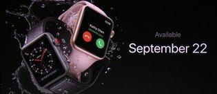 Apple Watch 3 fiyat ve çıkış tarihi