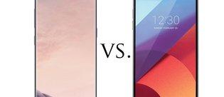 Türkiye fiyatları belli oldu: LG G6 mı Galaxy S8 mi?
