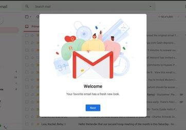 Gmail'de yeni özellik