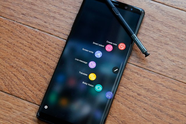 Galaxy Note 9'un Türkiye fiyatı internete düştü