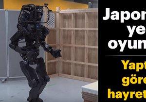 Japonların yeni oyuncağı görenleri şaşırtıyor