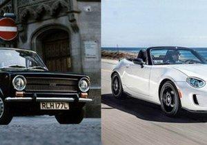 Efsane otomobillerin harika değişimleri
