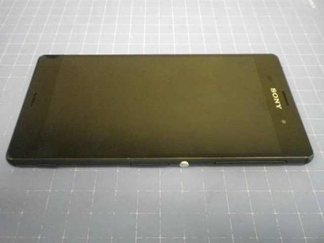 Xperia Z3'ün yeni sızan fotoğrafları