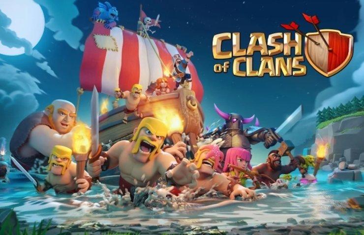 CLASH OF CLANS'A SON ZAMANLARIN EN BÜYÜK GÜNCELLEMESİ