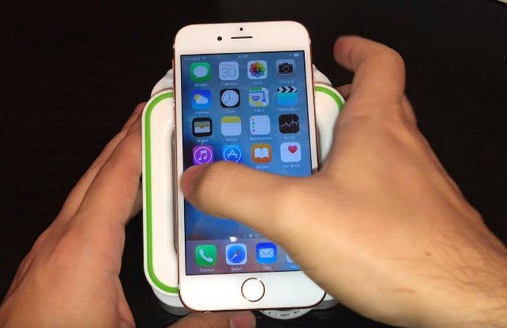 iOS 10'da olan özellik iOS 11'e de eklenecek