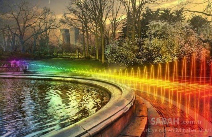 Wi-Fi dalgaları görünür olsaydı ne olurdu?