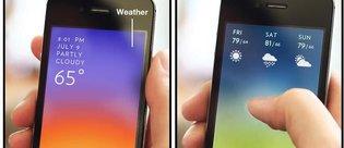 iPhone için en iyi hava durumu uygulamaları