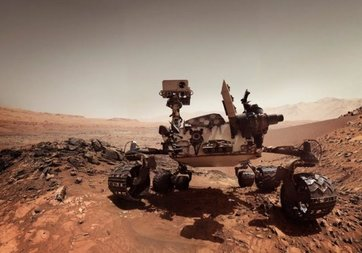 Mars robotu Curiosity'den kötü haber geldi