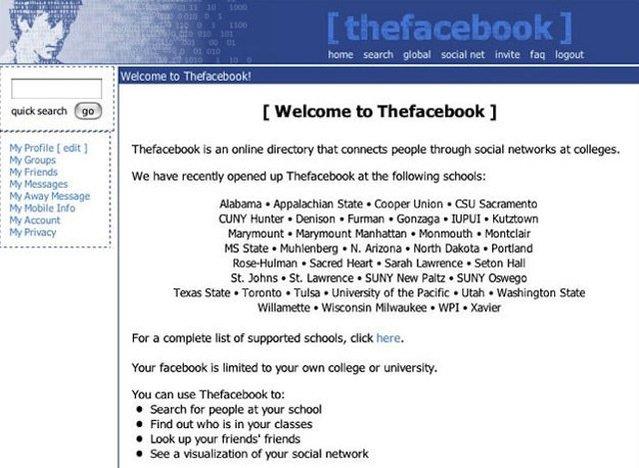 Facebook'un 10 yıldaki inanılmaz değişimi