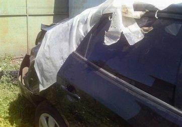 Hurda aldığı otomobili bakın ne hale getirdi!