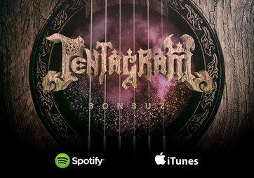Pentagram, yeni single'ıyla ilk kez Spotify ve iTunes'ta