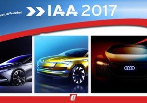 A'dan Z'ye tüm detaylarıyla 2017 Frankfurt Otomobil Fuarı