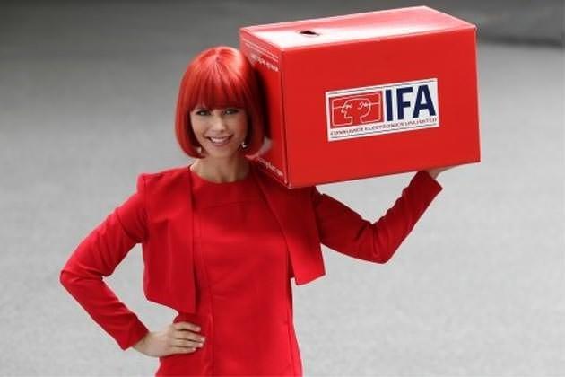 Miss IFA 2012