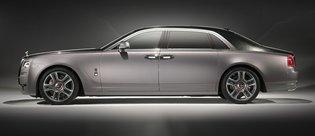 Rolls-Royce'tan elmasla boyanmış otomobil!
