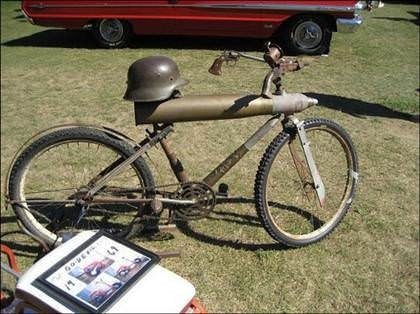 En sıra dışı bisiklet tasarımları