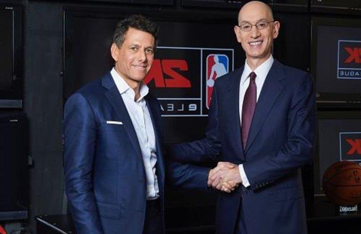 NBA 2K E-LİGİ YOLDA!