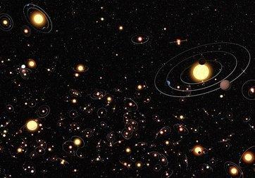 Öte gezegenler tıpatıp aynı