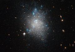 Karanlık cüce galaksi keşfedildi