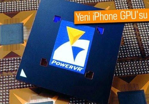 PowerVR 7 serisi GPU'lar mobil cihazları uçuracak!