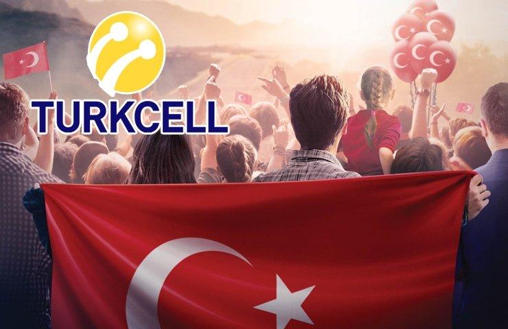 TURKCELL'DEN TÜM KULLANICILARINA 30 AĞUSTOS HEDİYELERİ!