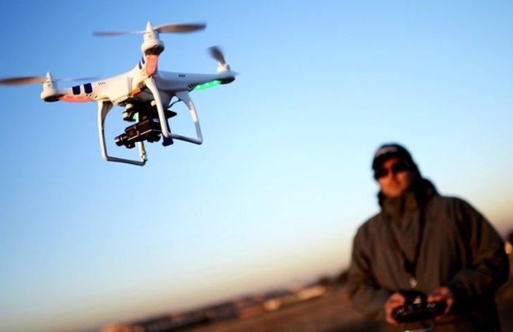 DRONE KULLANICILARI GÜVENLİK FARKINDALIK TESTİNE GİRECEK