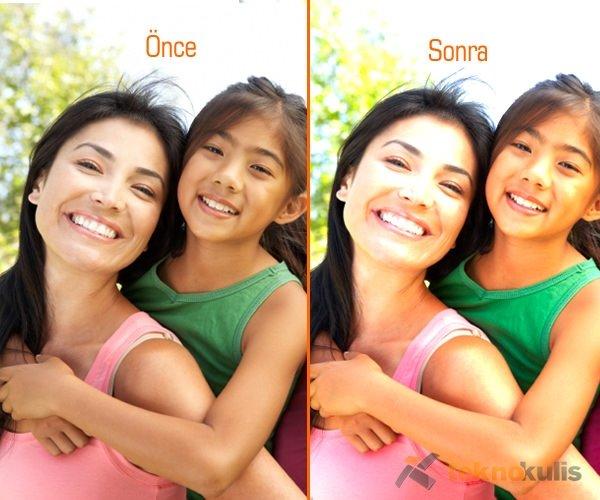 Photoshop'ta fotoğrafın rengini açmak ve kapatmak