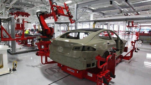 Tesla'dan Çin'e 9 milyar dolarlık fabrika