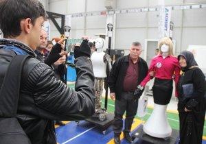Türkiye'nin ilk robot fabrikası açıldı