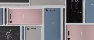 Sony Xperia XZ1, XZ1 Compact, XA1 Plus fiyat ve çıkış tarihleri