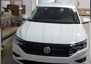 2018 Volkswagen Jetta'nın ilk fotoğrafları sızdı