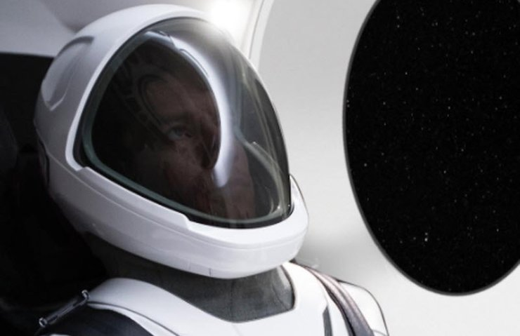 İŞTE KARŞINIZDA SPACEX ASTRONOTLARININ UZAY GİYSİSİ