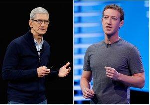 Mark Zuckerberg, Tim Cook'a cevap verdi