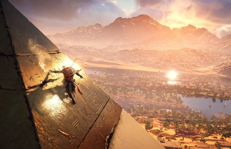 YENİ ASSASSİN'S CREED ORİGİNS FRAGMANI GELDİ!