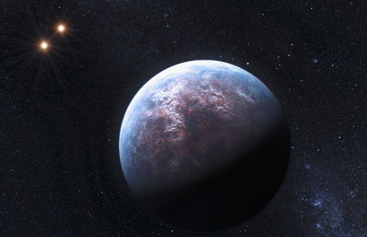 NASA: 7 TANE DÜNYA BENZERİ GEZEGEN BULDUK!