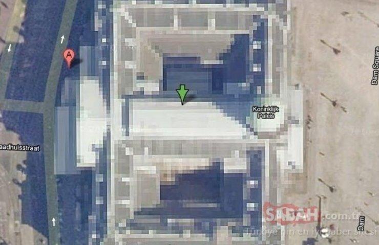 Google Haritalar'da bile sansürlenen yerler