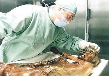 Buz adam Ötzi'nin son yemeği belli oldu