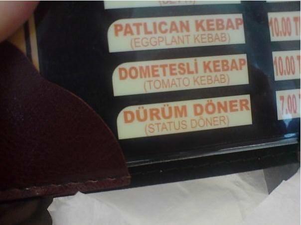 Google çevirdi vatandaş yazdı