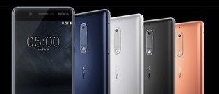Nokia 5 ve Nokia 3 duyuruldu: Bütçe dostu Nougatlı modeller!