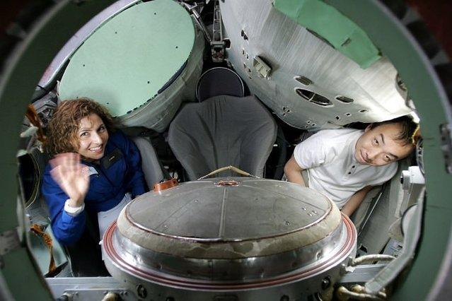 İlk kadın uzay turisti: Uzayda Allah'ın kudretini gördüm