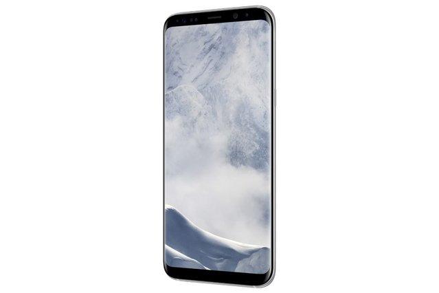 Samsung Galaxy S8'in yüksek çözünürlüklü duvar kağıtları