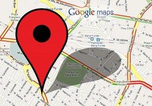 Google Haritalar'da görünmeyen yerler