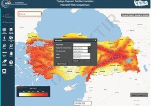 AFAD deprem sorgulama hizmeti yayınlandı!