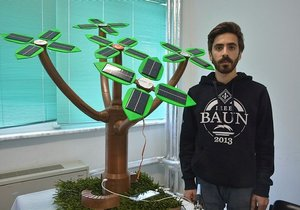 Bu ağaçlar elektrik üretecek