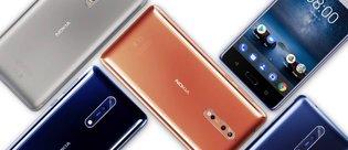 Nokia 8, klasik çizilme, bükülme ve yakılma testinde!