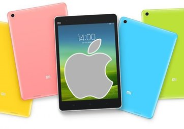 Apple, Xiaomi'ye açtığı tablet adı davasını kazandı!