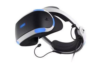 Sony yeni PlayStation VR'ı duyurdu