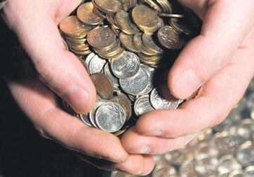 Rusya'da iş adamı borcunu 4 milyon 670 bin adet madeni parayla ödedi
