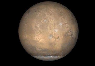 Birleşik Arap Emirlikleri'nden Mars'ta şehir kurma planı