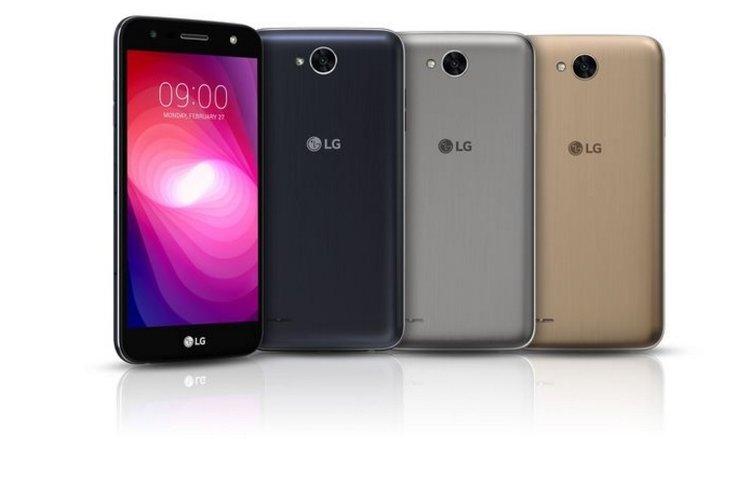 LG, YENİ BATARYA TELEFONUNU DUYURDU: LG X POWER 2